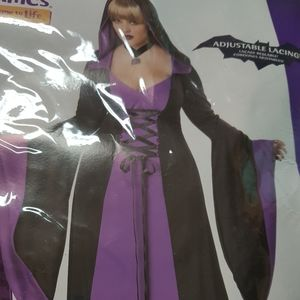 California Costumes Other - Halloween Costume - Plus Size Deluxe Hooded Robe